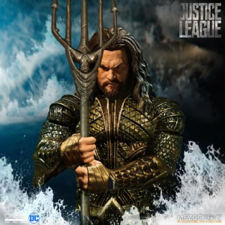 Mezco One:12 Collective Justice League Aquaman